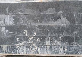 易县黑墓碑碑料
